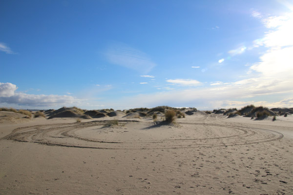Texel strand, zee, lucht, duinen © 2014 www.photo-coco.com