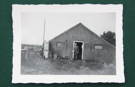 boerderij Hofstede Spyk Texel Den Hoorn