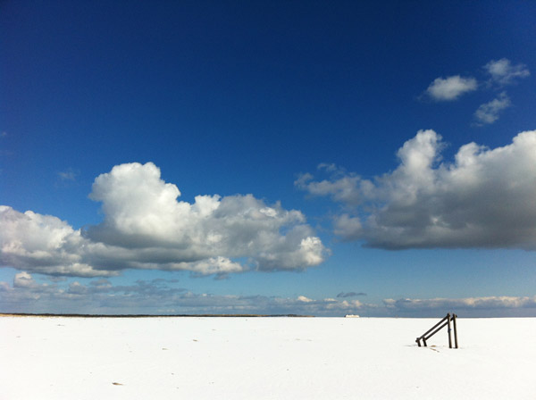 Winter Texel De Hors © Fiet van Beek